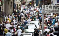 Cai percepção de piora da economia entre comerciantes