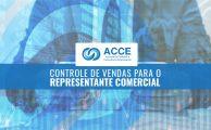 Controle de Vendas para o Representante Comercial